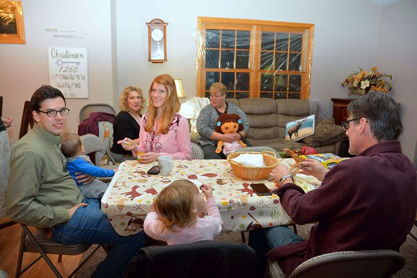 Family Thanksgiving 2016