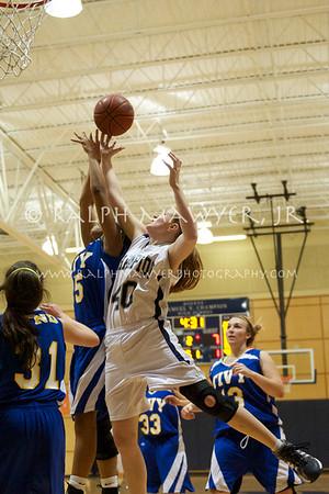 Basketball - Boerne-Champion vs Kerrville (Girls)