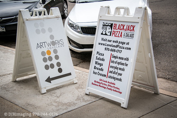 Loveland Chamber - Business After Hours - Blackjack Pizza & Artworks Loveland - 09/05/2019