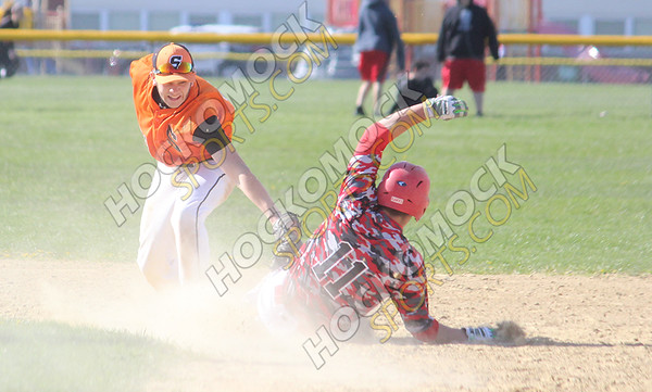 Stoughton - Milford Baseball - 04-29-16