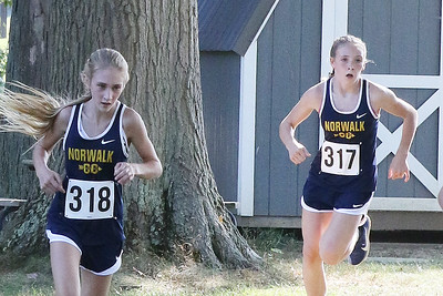 Norwalk Invitational / NMS Girls