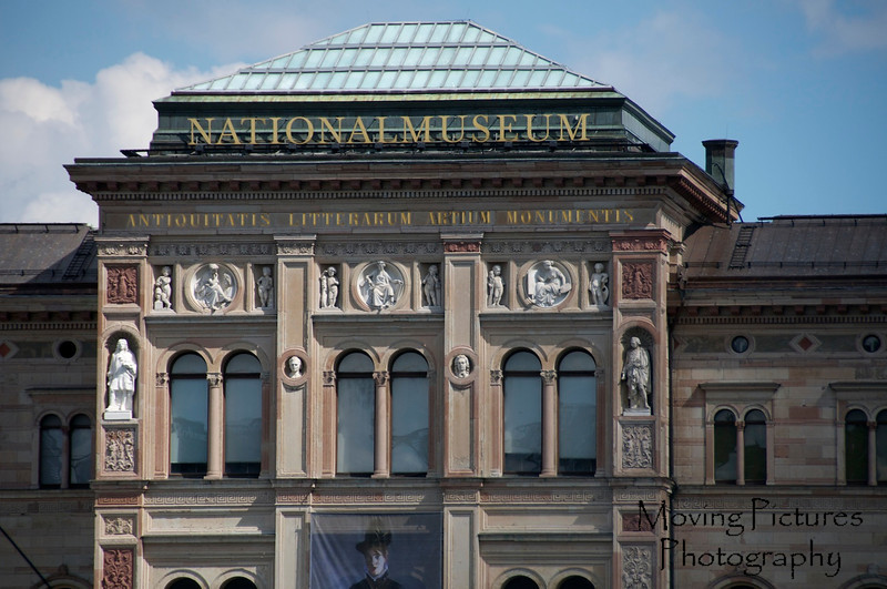 Stockholm - National Museum (Art)
