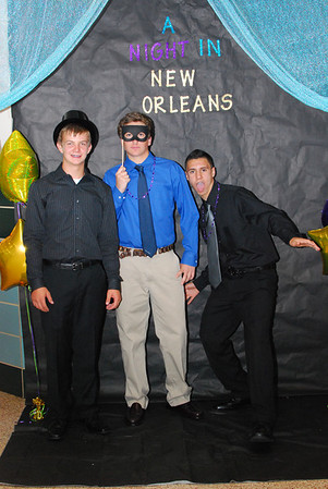 ORMS 8th Grade Dance 2012
