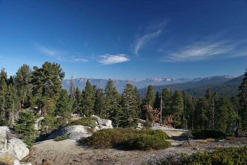 Buena Vista Peak, Sequoia National Park