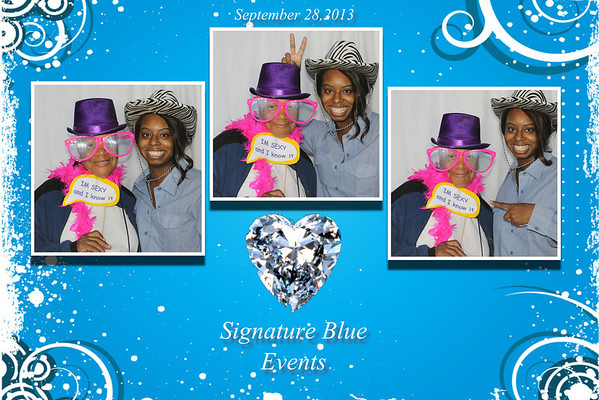 Signature Blue Events Grand Opening