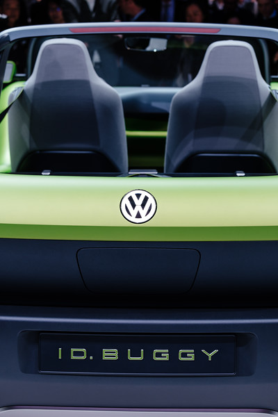 The Volkswagen I.D. Buggy -  Samuel Zeller for the New York Times