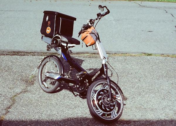Bike Tail Fairing