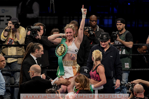 Heather Hardy Defeats Edina Kiss by Unanimous Decision