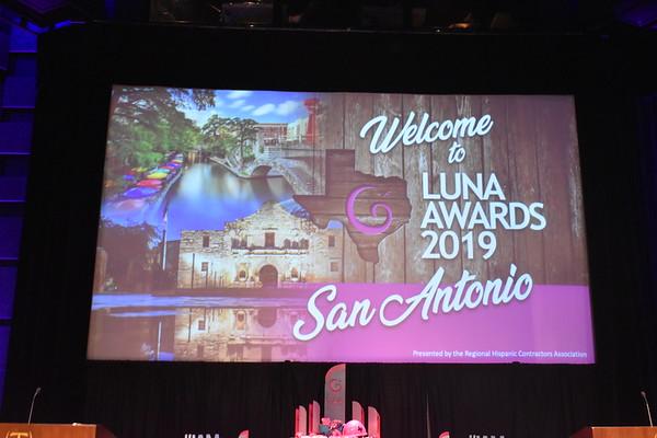 Luna Awards San Antonio Reception 08 22 19