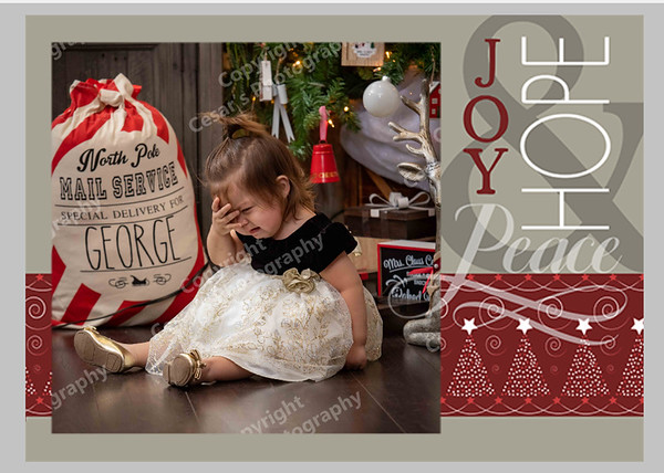 Joy Peace Hope