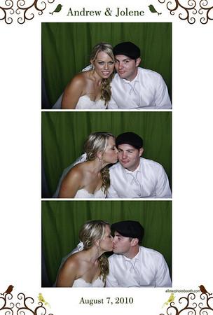 Andrew and Jolene's Wedding