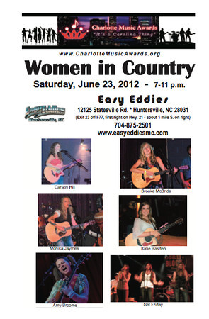CMA 2012 Women in Country Showcase 6-23-2012