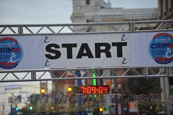10 Mile Pre-Race, 2016 Crim Festival of Races