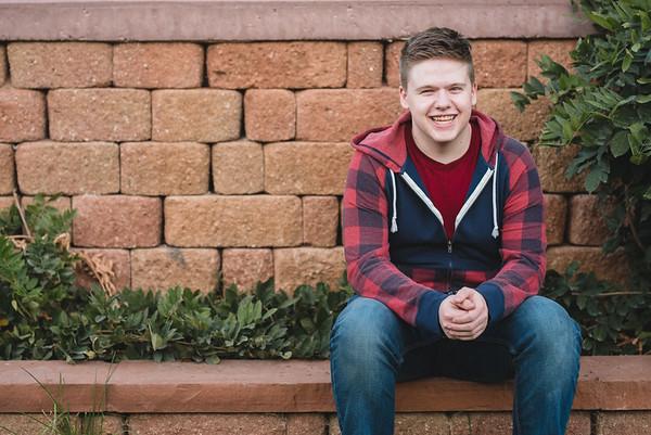 Sean's Senior Pictures