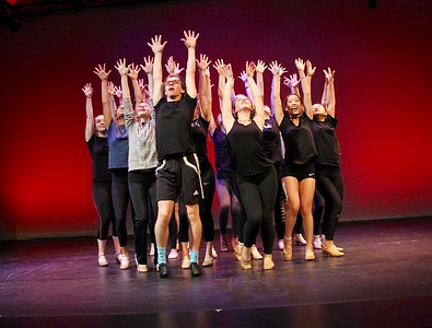 2017 BBA Art Expo Dance/Drama Rehearsal photos by Gary  Baker