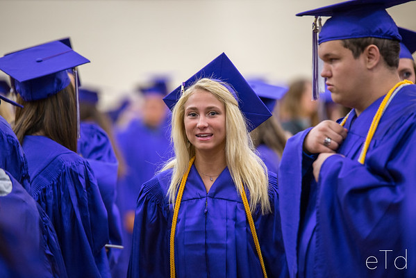 Bloomington High School South Graduation 2015