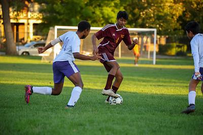Upper School Boys Soccer 2021