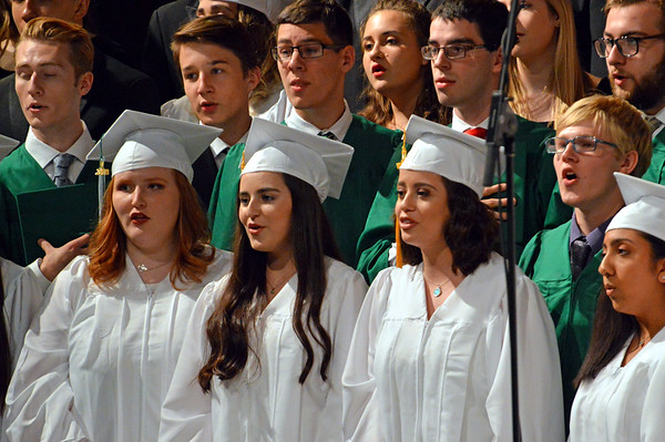 06_14_18 Pennridge High School graduation