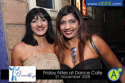 Dance Cafe - 21st November 2008