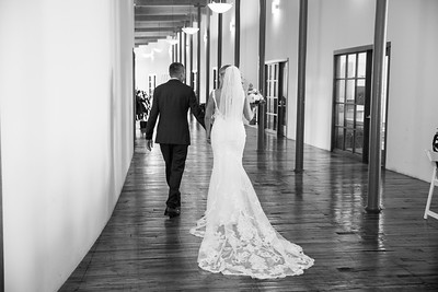The Ceremony Abby Martin & Jon Zuber Wedding- October Fall Autumn New England Photographer Industrial Candid Natural Fun Formal Portraits Mill One Open Square Holyoke Ma Massachusetts Mass Kimberly Hatch Photography Westfield Springfield Northampton Enfie