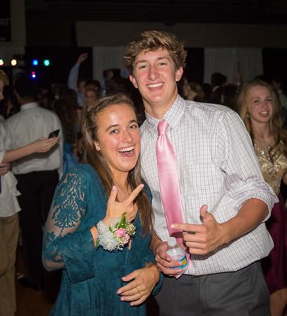 Homecoming Dance 10-15-16