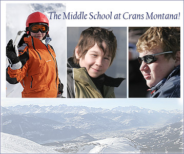 Middle School at Crans 2006