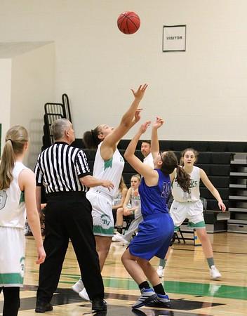 2019  girls basketball tanque verde sahuarita