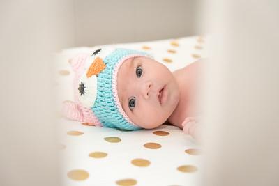 Adalynn, 5 weeks 1 Day!