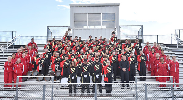 Band and sectional photos 09.24.16