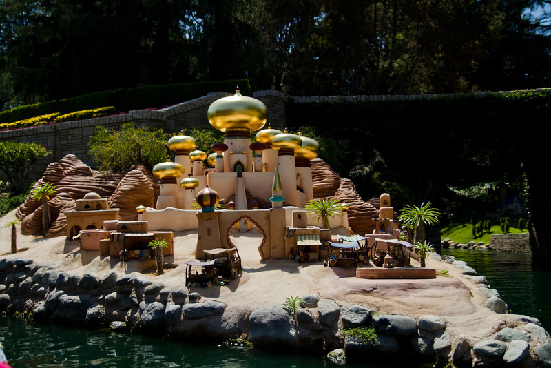 Agrabah in Storybookland