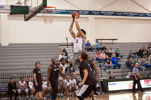 Men's BBall Nov 11th vs. Bakken All-Stars