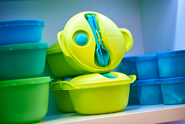 Tupperware Kiosque