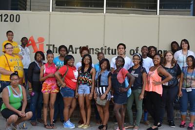Upward Bound Communications Program Summer 2013
