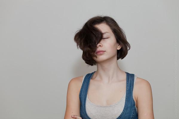 Olga - Studio - Short Haircut