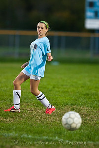 2011 PHS Soccer vs Switzerland Cty Sectionals