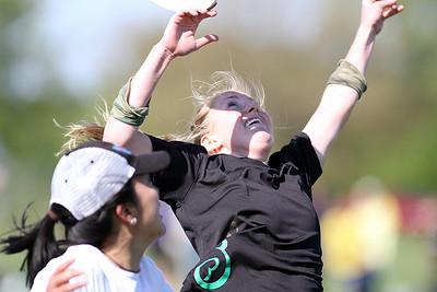 Ultimate Frisbee - Regionals, 2010