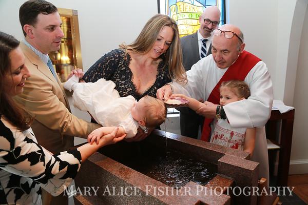 Ervin Baptism 2019