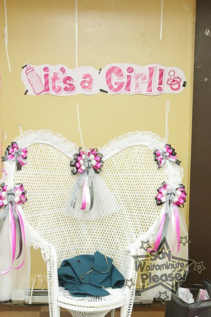 Zyashia & Curtis Baby Shower