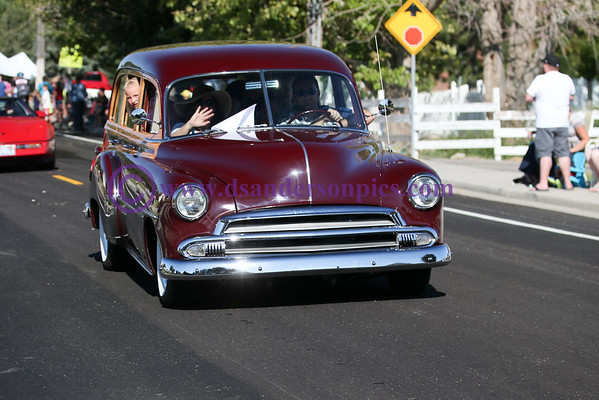 2015 08 15 BLUFFDALE PARADE OLD WEST DAYS