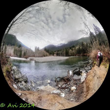 Gold Creek Hike