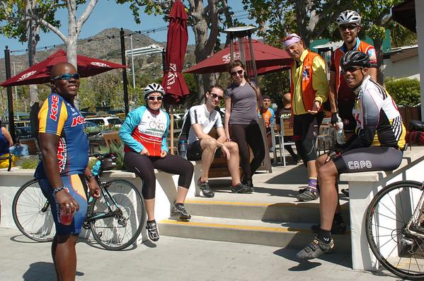 4.  Santa Barbara Recovery Ride