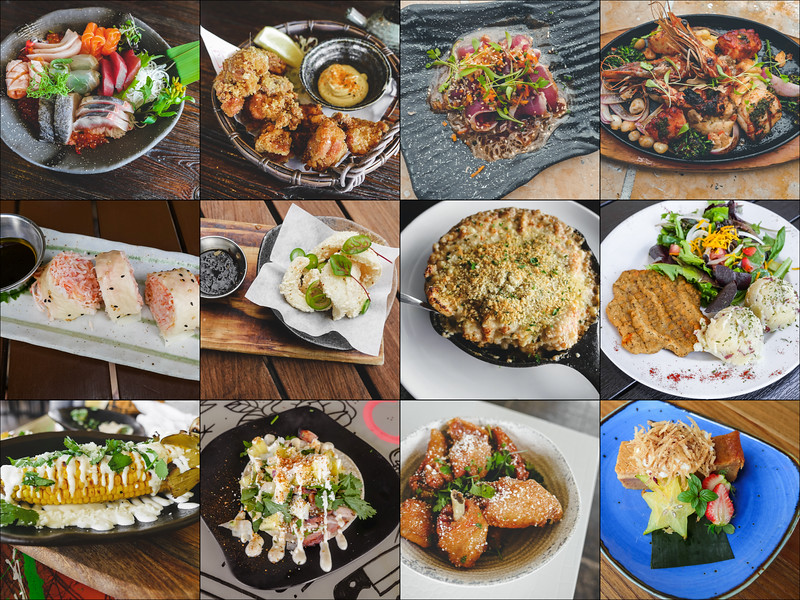 Top 12 Dishes 2019