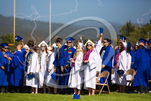 FUHS Graduation Class of 2015