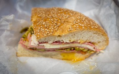 The Search for the Muffuletta