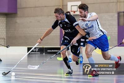 Cup 1/32-Final: UHC Einhorn Hünenberg - Zürisee Unihockey