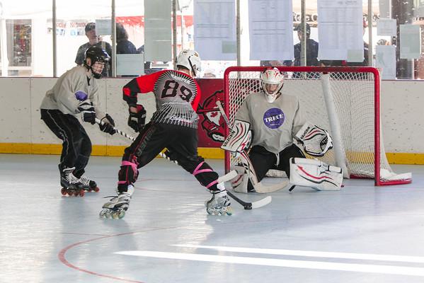 Saturday Hockey Game Highlights