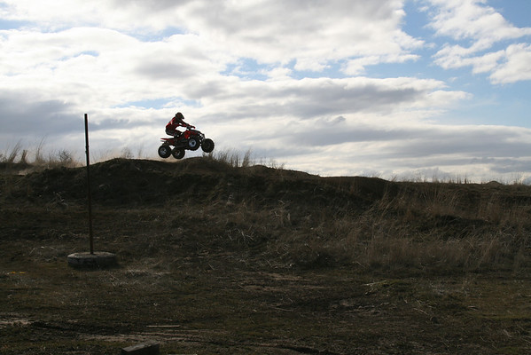 2008 OFF ROAD RIDES