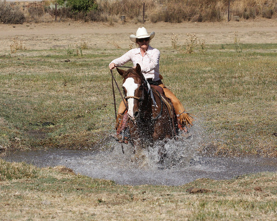 Extreme Cowboy Race, Descanso - October 18, 2009