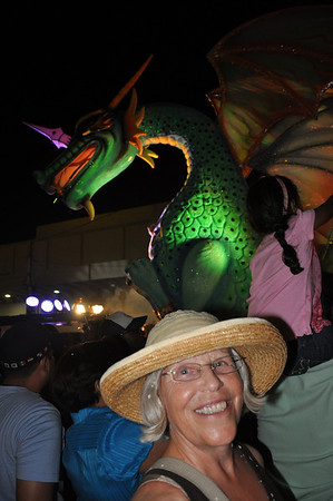 Panama City Carnival 2010