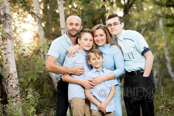 Chegarnov Family